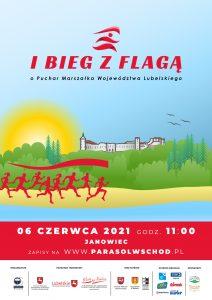 1Bieg z flagą - plakat6